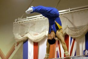 ACROBAT AND CIRCUS PERFORMER ACT FOR HIRE