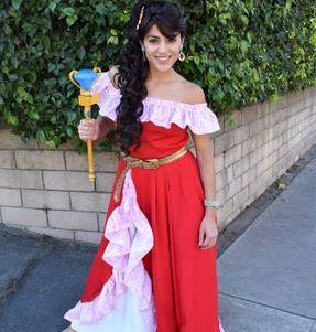 elena princess birthday party character elana ideas theme