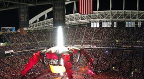 U2 world tour start 2014