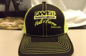 Just one of our baseball caps available in merchandise shop