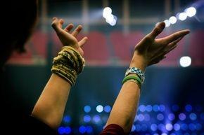 Worship is essential at Divine Tabernacle