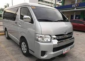 Toyota Grandia GL  Style: Van  Seating Capacity: 10  Rate: php 3,000