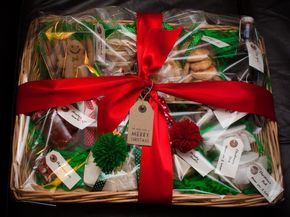 Hampers for gifts