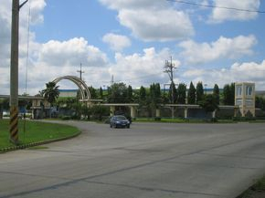 Gateway Industrial Park, Gen. Trias, Cavite