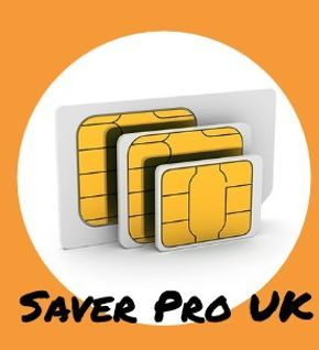 Saver Pro UK and EU profile SIM