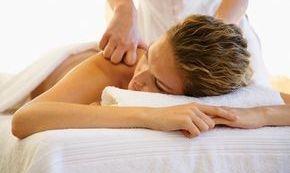 Een heerlijke rug-schouder en nekmassage voor 17,50