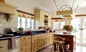 Clean Kitchen Cabinets