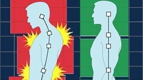 Apprenez une bonne posture / Learn a good posture
