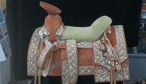 Custom high quality saddles
