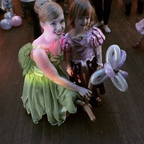 Tinkerbell entertainer Essex london