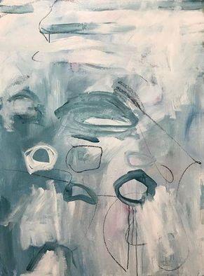 lyrical grayish art.  European, California influence