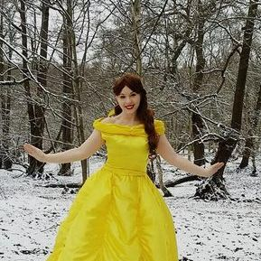 Belle Beauty and the beast princess
