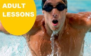 adult swim lessons london