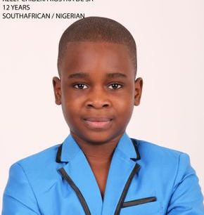 TALENTS REP AFRICA KID AMBASSADOR