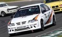 Vuclan Racing Peter Burchill MGZS v6