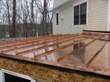 copper roofing by aaa roofs