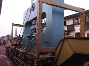 Refurbished Dishing Press delivered to Nigeria