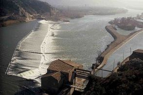 The Ebro River Spain