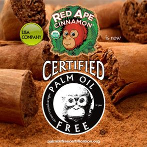 certified palm oil free for eagles
