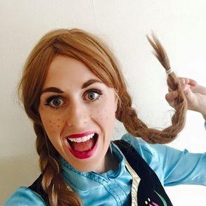 Anna Frozen character