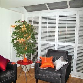 Our shutters can be made to any size