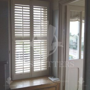 We serve all areas of essex, fitting our bespoke wooden interior window shutters.
