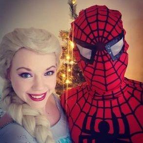 Spiderman superhero party