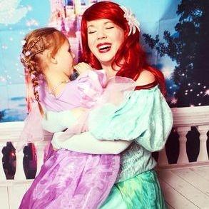 Ariel mermaid party
