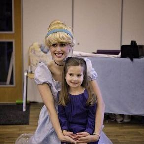 Cinderella kids Party entertainer