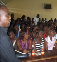 ARD and The Father's House Class in Congo DR