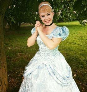 Cinderella Party Essex Princess Party