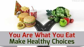 We Are What We Eat, Better Health