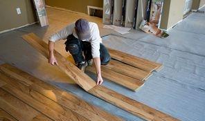 HARD WOOD FLOORS contractor