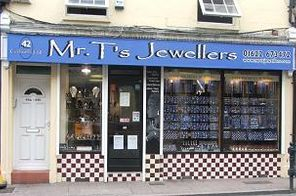 business jewellery