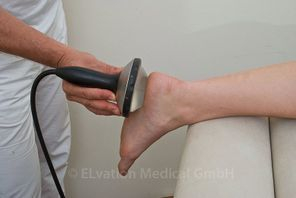 Piezo Wave Treatment of Plantar Fasciitis