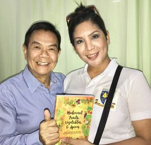 Doctor Jimmy Galvez Tan and Janne Irlandes | JMI Therapeutic Wellness Services