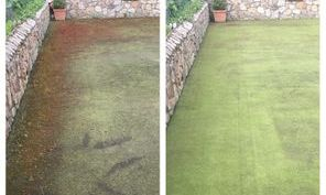 Artificial surface care