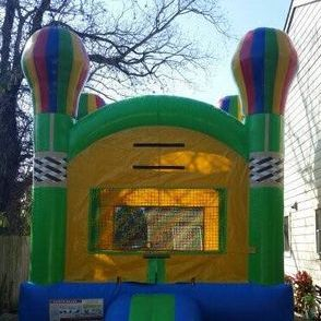 Adventure Balloon bounce house (13'x13')