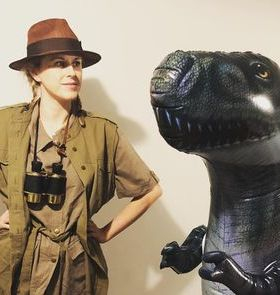 Dinosaur Parties Essex and London