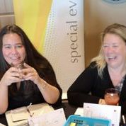 Laughter and connection at Ladies Day Events with Your Life Sparkles.