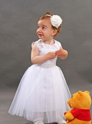 Svecana haljinica za devojcice Luna dugacka