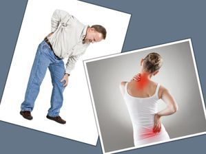 Chronic pain, injuries, tension and stress