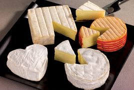 Normandy Cheese, camembert, pont l'eveque, livarot