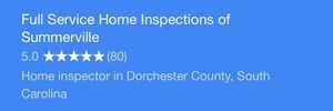 ooking for home inspectors in Charleston?