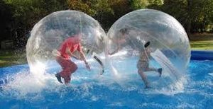 Water Zorbs | Blyth, Cramlington, Ashington, Newcastle