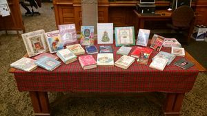 Christmas Store; Rotary Loves Readers; Rotary Club of Wimberley; Barnabas Connection; Wimberley Methodist Church