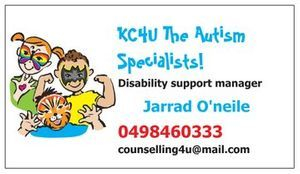 Autism specialist disability support workers