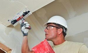 Interior Painting drywall repair needed 1st?