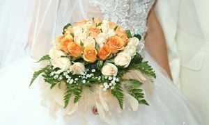 Flower Bouquet for weddings abroad