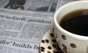 Newspaper Reviews and Articles
